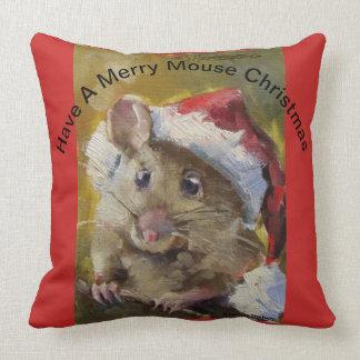 Almofada Travesseiro alegre do rato