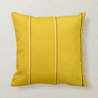 Almofada Travesseiro amarelo/azul original com teste padrão