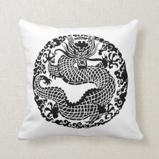 Almofada Travesseiro asiático da decoração da casa do