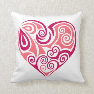 Almofada Travesseiro bonito do amor do dia dos namorados do