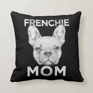 Almofada Travesseiro bonito do buldogue francês da mamã do