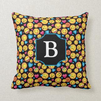Almofada Travesseiro bonito do impressão de Emoji com