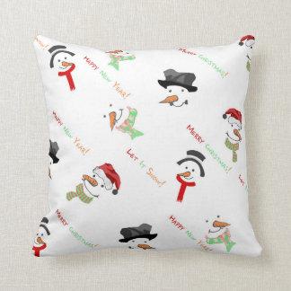 Almofada Travesseiro bonito para o Natal