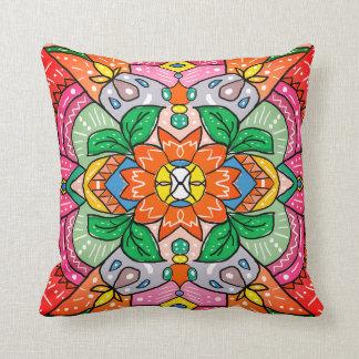 Almofada Travesseiro colorido