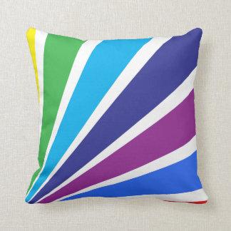 Almofada Travesseiro colorido com cortinas