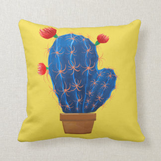 Almofada Travesseiro com cacto
