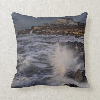 Almofada Travesseiro/coxim dos mares do furta-passo
