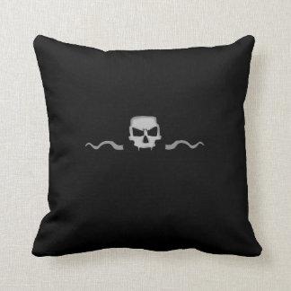 Almofada Travesseiro Cusion do crânio do vampiro