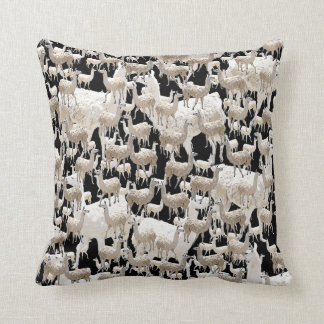 Almofada Travesseiro da alpaca/lama