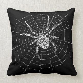Almofada Travesseiro da aranha da bola das bruxas