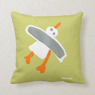 Almofada Travesseiro da arte: Gaivota do tintureiro de John