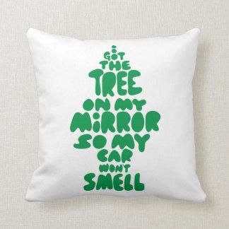 Almofada Travesseiro da árvore