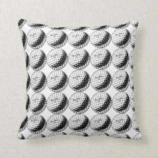 Almofada Travesseiro da bola de golfe