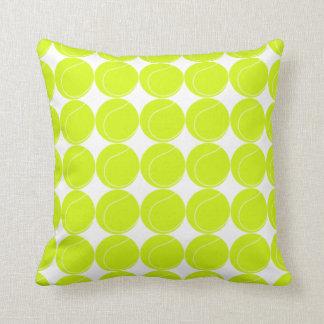 Almofada Travesseiro da bola de tênis