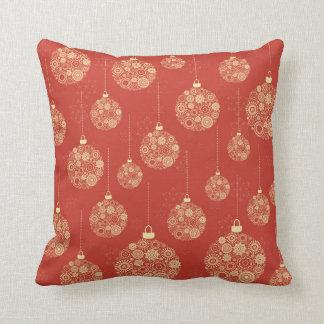 Almofada Travesseiro da bola do Natal