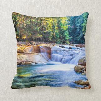 Almofada Travesseiro da cachoeira