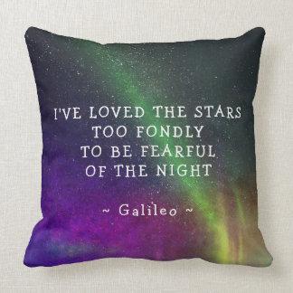 Almofada Travesseiro da galáxia