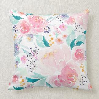 Almofada Travesseiro da lagoa da sereia da flor de Indy