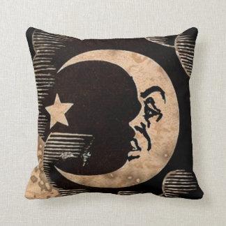 Almofada Travesseiro da lua do conselho da bruxa