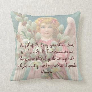 """Almofada Travesseiro da oração do """"anjo-da-guarda"""" da"""