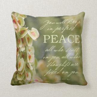 "Almofada Travesseiro da paz 16x16 perfeito"""