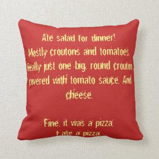 Almofada Travesseiro da PIZZA