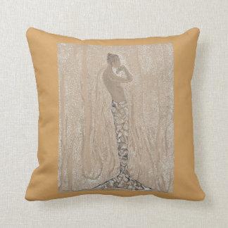 Almofada Travesseiro da sereia