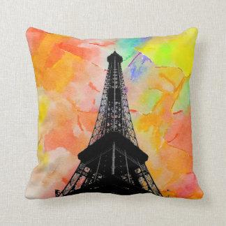 Almofada Travesseiro da torre Eiffel