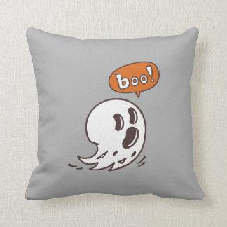 Almofada Travesseiro da vaia do fantasma do Dia das Bruxas