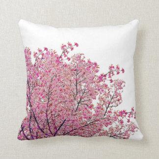 Almofada Travesseiro das flores de cerejeira
