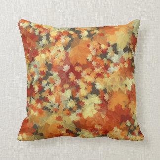 Almofada Travesseiro das folhas da queda
