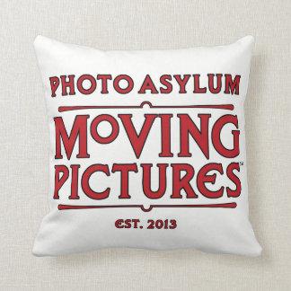 Almofada Travesseiro das imagens moventes do asilo da foto