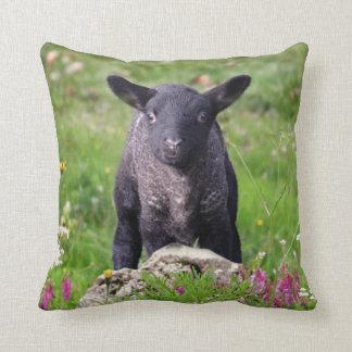Almofada Travesseiro das ovelhas negras do Baa do Baa