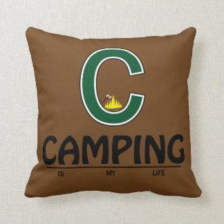 Almofada Travesseiro de acampamento