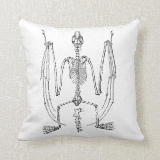 Almofada Travesseiro de esqueleto do bastão