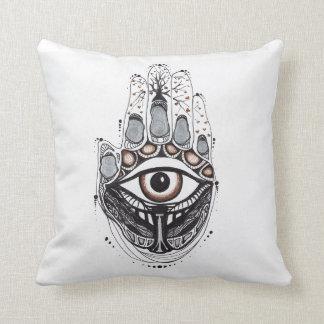 Almofada Travesseiro de Hamsa