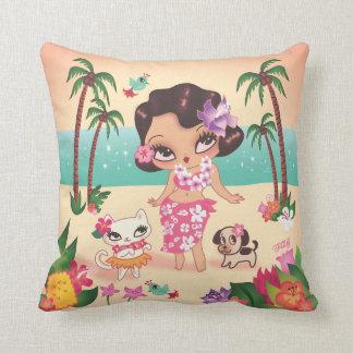 Almofada Travesseiro de Hula Lulu do fluff
