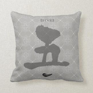Almofada Travesseiro de Jitaku CINCO