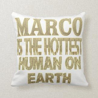 Almofada Travesseiro de Marco