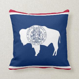 Almofada Travesseiro de MoJo do americano da bandeira do