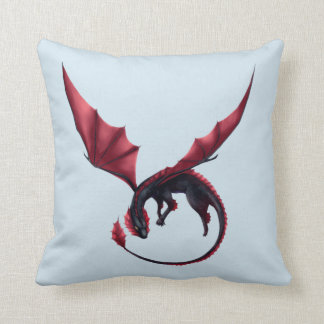 Almofada Travesseiro de Ouroboros do dragão de Alavon