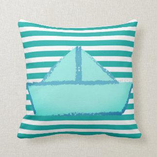 Almofada Travesseiro de papel do veleiro/avião