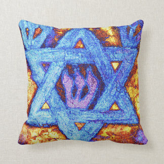 Almofada Travesseiro de Shin do hebraico