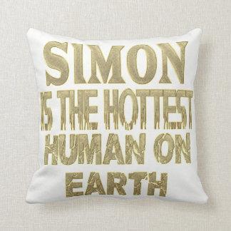 Almofada Travesseiro de Simon