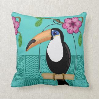 Almofada Travesseiro de Toucan