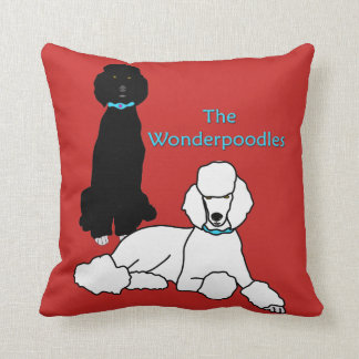 Almofada Travesseiro de Wonderpoodles