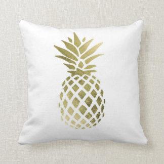 "Almofada Travesseiro decorativo 16"" do poliéster do abacaxi"