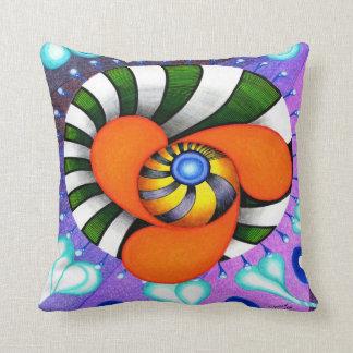 Almofada Travesseiro decorativo 16 x 16 de Dwainizms