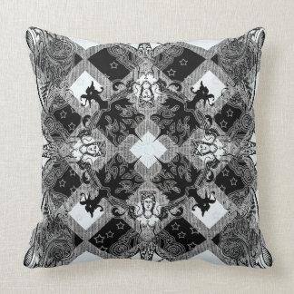 """Almofada Travesseiro decorativo 20"""" da casa do cavaleiro x"""