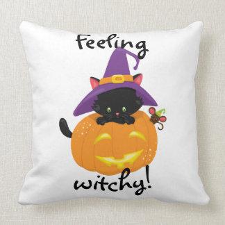 """Almofada Travesseiro decorativo 20"""" de Witchy do sentimento"""